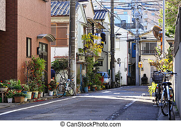 Street view in Kyoto