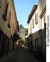Street, Village of Penne-Agennais