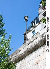 streetlight, パリ