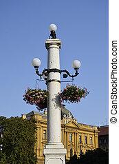 Streetlight, Zagreb
