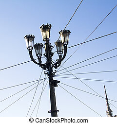 streetlights, 在中, torino