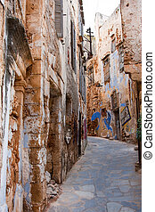Streets of Chania