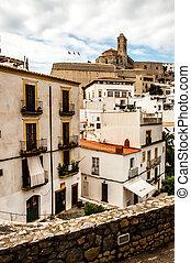 Streets of Ibiza