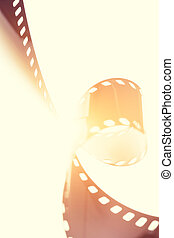 streifen, photographischer film