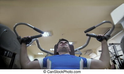 Strength exercise training shoulder muscles