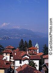 stresa,  maggiore, italia, lago