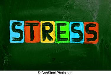stress, concetto