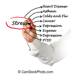 Stress consequences