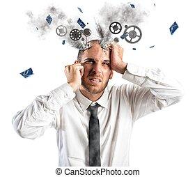 Stress explosion