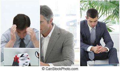 stress, in, il, posto lavoro