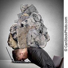 stress, lavoro