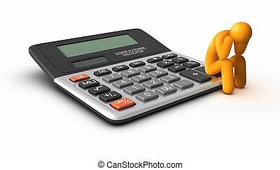 Stressed over bills