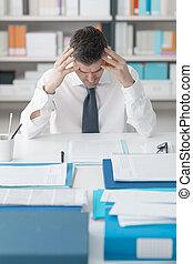 Stressful job