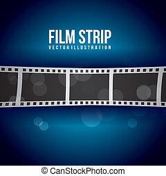stribe, film