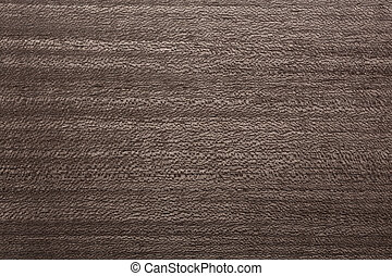 Strict natural veneer background in dark tone.