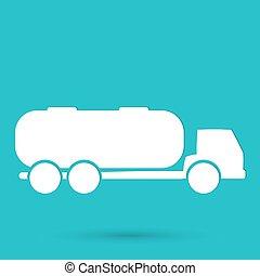 stridsvagn transportera