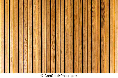 stripe lath brown wood pattern wall