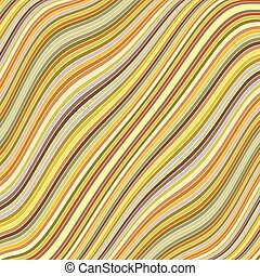 Striped background of wavy stripes in pastel colors