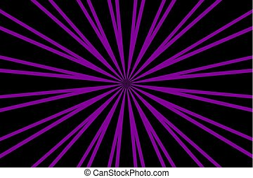 Striped black and purple abstract background