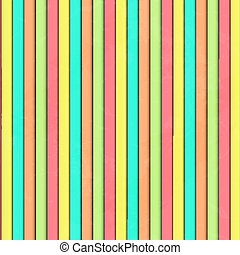Striped Colored Background - Striped Cracked Colored...