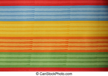 striped colorful of textile texture