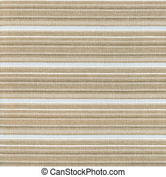 Striped fabric texture, background