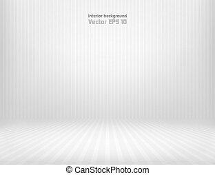 Striped interior - Vintage striped room. EPS 10 vector ...