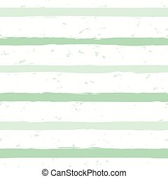 Striped seamless pattern. Horizontal brush strokes repeating...