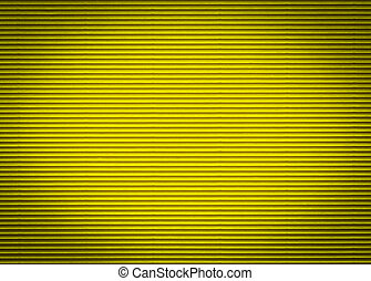 striped yellow paper texture for background