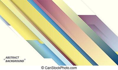 stripes., abstrakt, färgrik, bakgrund