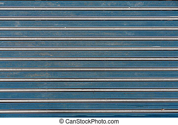 Stripped metal background