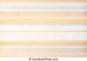 Stripy light brown wallpaper - Abstract concrete stripy...