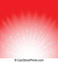 strisce stelle, natale