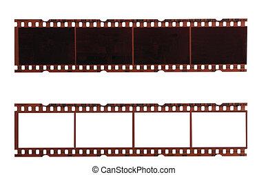 striscie, film