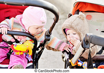 stroller friends