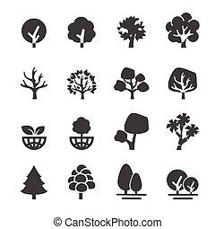 strom, ikona