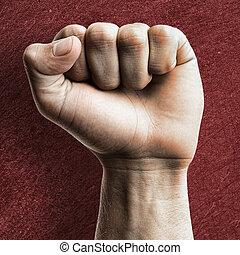 punch fist