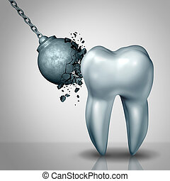 Strong Tooth Enamel - Strong tooth enamel and teeth strength...