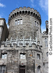 Strong tower of the Dublin castle