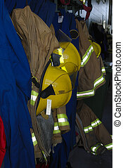 Structural Fire Fighter gear - Strutural fire fighting turn...