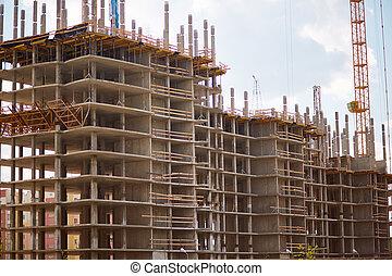 structure bâtiment