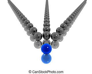 structure., esferas