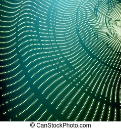 structure., grafico, rete, grata, comunicazione, astratto,...