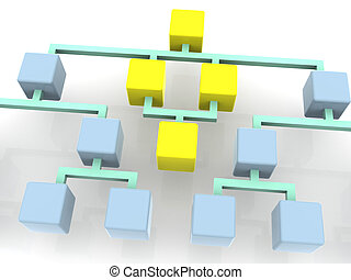 Structure. 3d