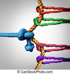 Struggle To Success - Struggle to success tug of war against...