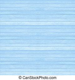 struktur, blå, pastell, trä vägg, color., bakgrund