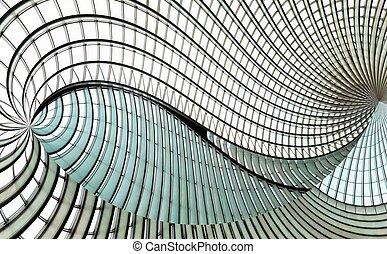struktur, hochentwickelt