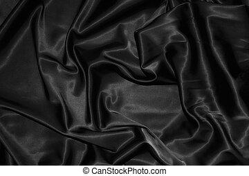 struktura, od, niejaki, czarnoskóry, jedwab