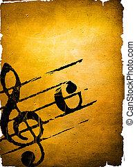 Strukturer, melodi,  grunge