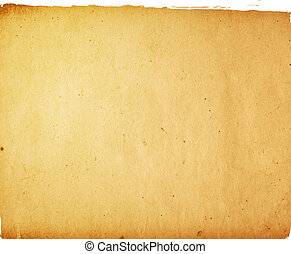 strukturer, perfekt, gammal, utrymme, text, avbild, -, papper, bakgrund, eller